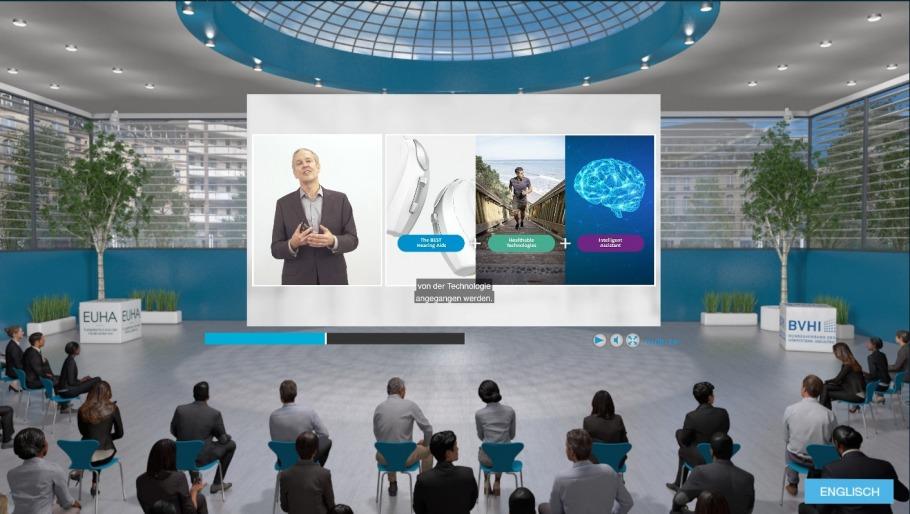 Digital Future Friday Auditorium