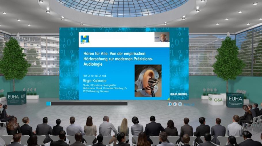 EUHA digital Auditorium
