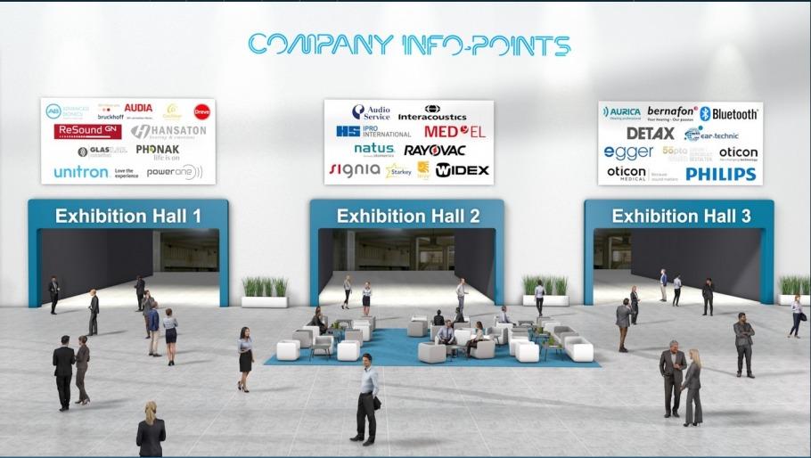 Company Info Points